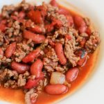 Easy 5 Ingredient Chili | Bariatric Surgery Recipes | FoodCoach.Me