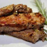 Rosemary Steak Strips. Low carb and weight loss surgery friendly!