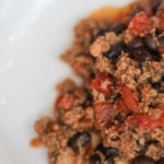 20 Minute Taco Chili | WLS Recipes | FoodCoach.Me