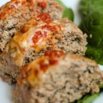 One of my favorite weight loss surgery recipes is MEATLOAF! It's so easy to keep it low carb when you switch small ingredients. Plus so many flavor options! Make them mini using muffin tins and have Gastric Sleeve or Bypass sized portions. SO many meatloaf recipes like this Italian Meatloaf on FoodCoach.Me! #gastricsleeverecipes #gastricbypassrecipes #weightlosssurgery #postopbariatric #highprotein