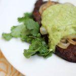 Sirloin Steak With Avocado Dressing | Bariatric Surgery Recipes | FoodCoach.Me