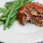 Pizza Stuffed Burgers | Bariatric Surgery Recipes | FoodCoach.Me