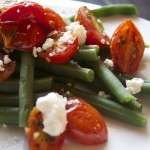 Greek Green Beans - WLS Side Dishes