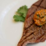 Cilantro Chipotle Creamy Steak Topping | Bariatric Recipes | www.foodcoach.me