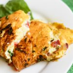 Greek Style Omelette | Bariatric Surgery Recipes | FoodCoach.Me