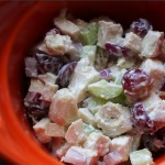 Chicken Salad Makeover - low carb and bariatric friendly