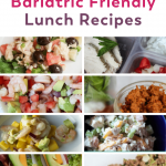 Pinterest Image Bariatric Lunch Recipes