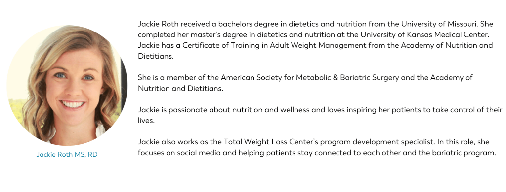 site image bio for jackie roth dietitian