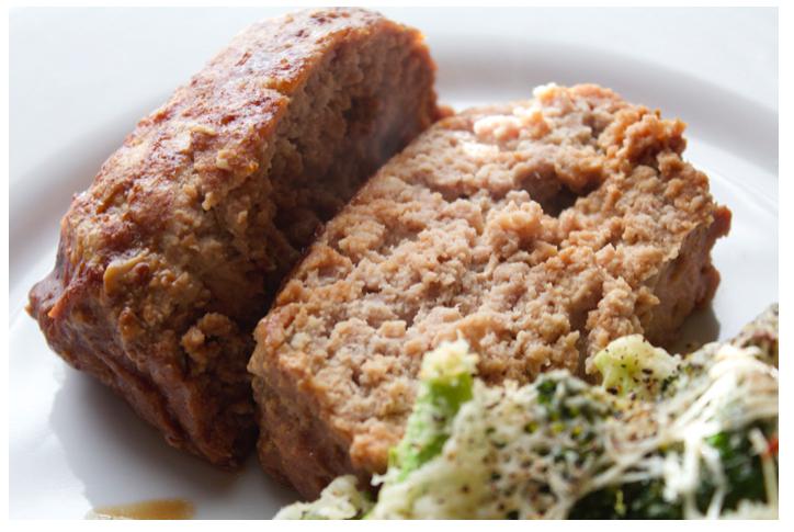 teriyaki meatloaf