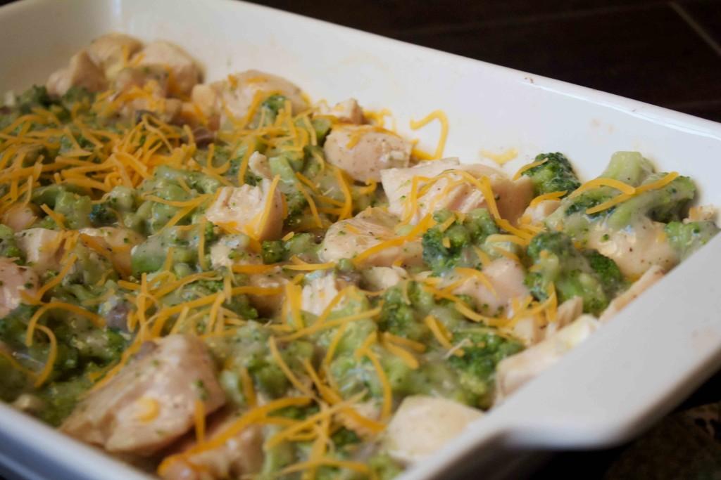 Chicken Amp Broccoli Casserole Bariatric Recipes