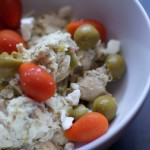 Greek Chicken Chili (no beans). Packed with protein and flavor without the carbs! Weight Loss Surgery Approved!