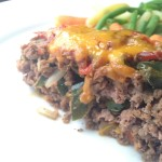 Fiesta Meatloaf // Weight Loss Surgery Recipes // Food Coach Me