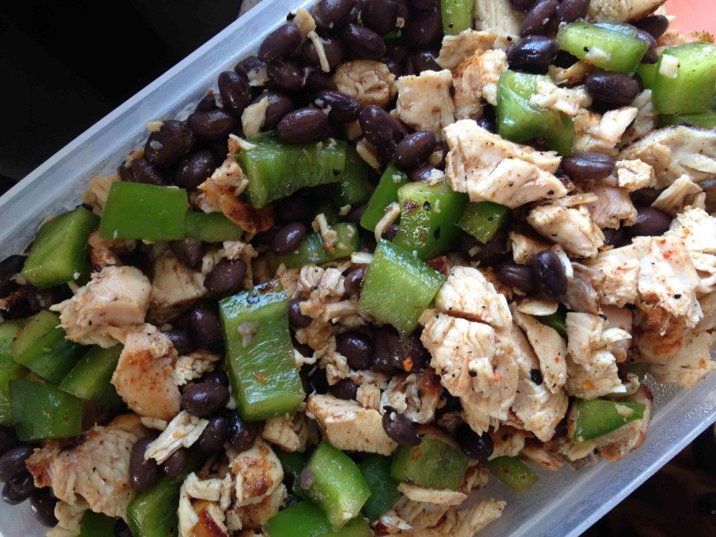 bariatric recipes grilled chicken southwest salad