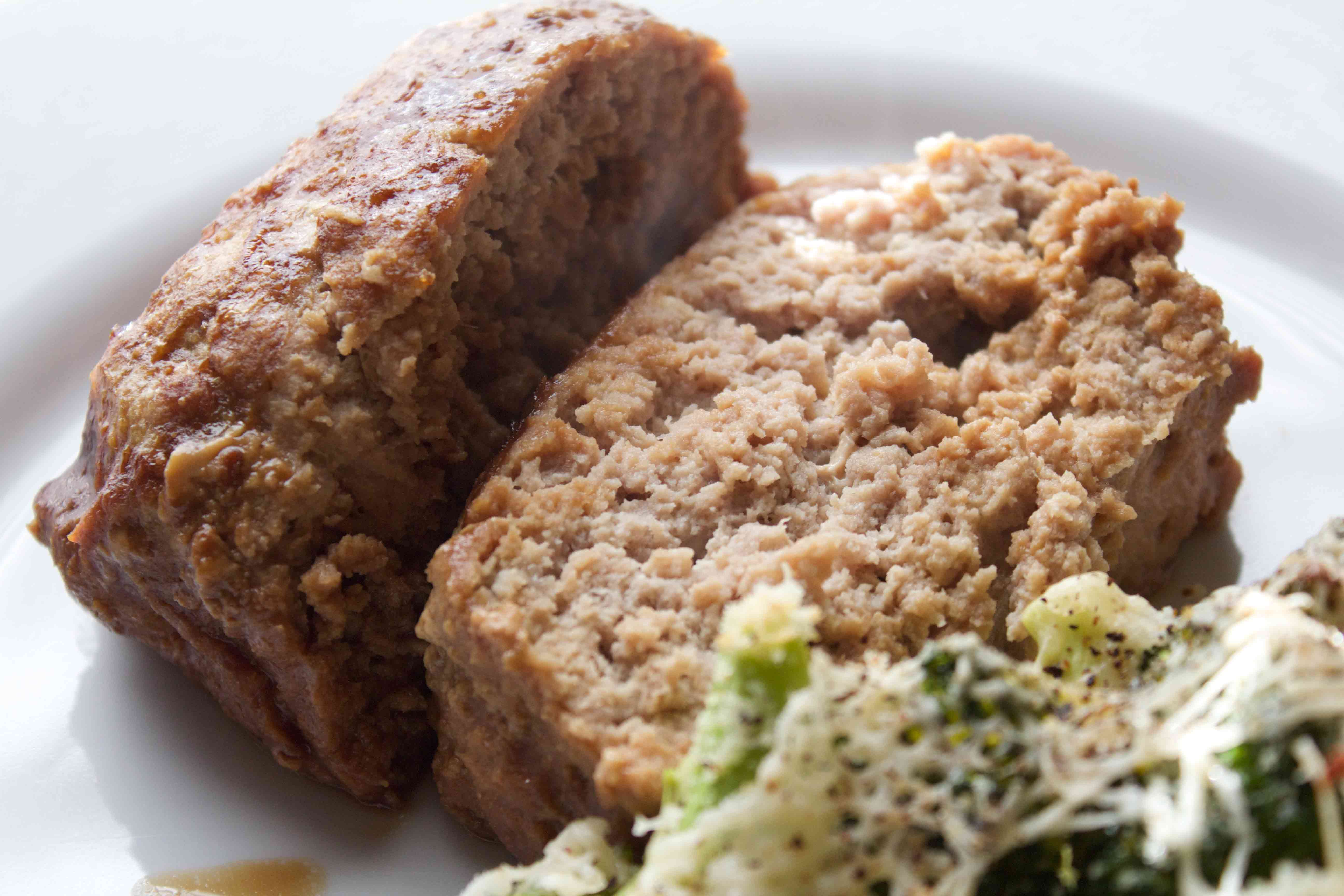 Low Carb WLS recipe for Teriyaki Meatloaf