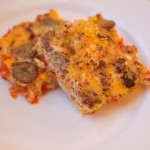 Southwest Egg Casserole. Fast and easy low carb recipes for Gastric Sleeve and Bypass patients at www.foodcoach.me