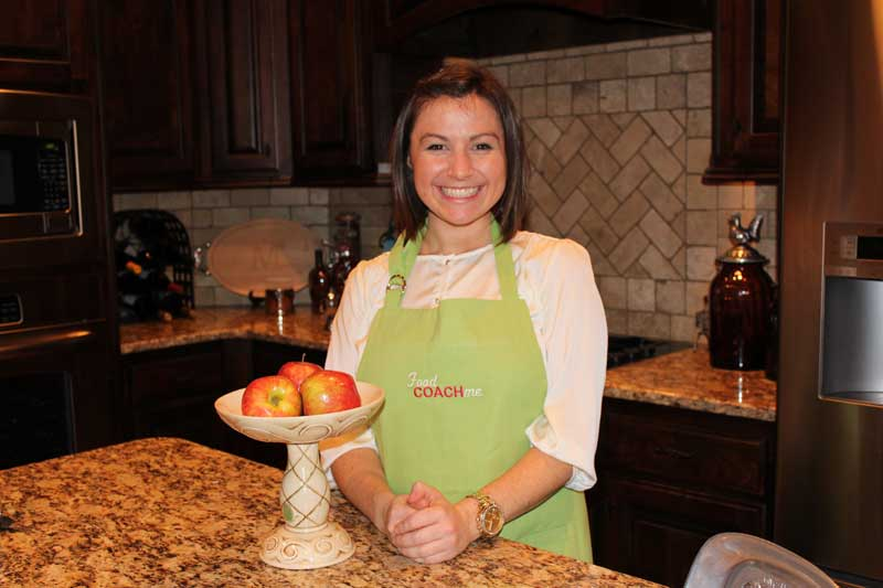 Stephanie Wagner, Bariatric Dietitian and Blogger at www.foodcoach.me
