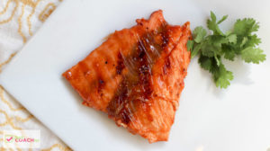 Barbecue Salmon | WLS Soft Recipes | FoodCoach.Me