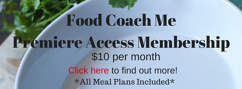 Food Coach Me Premiere Access Membership (2)