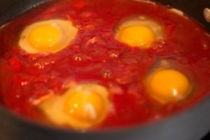 Soft Bariatric Recipe - Italian Poached Eggs
