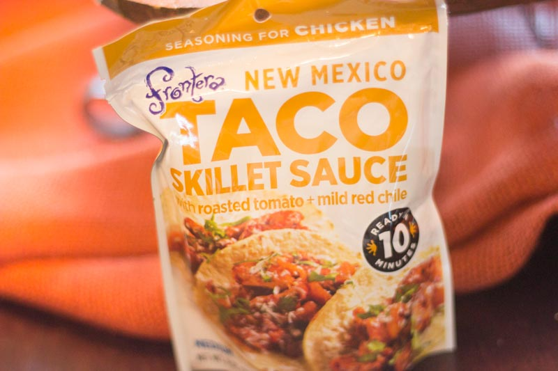 Rick Bayless Skillet Sauce