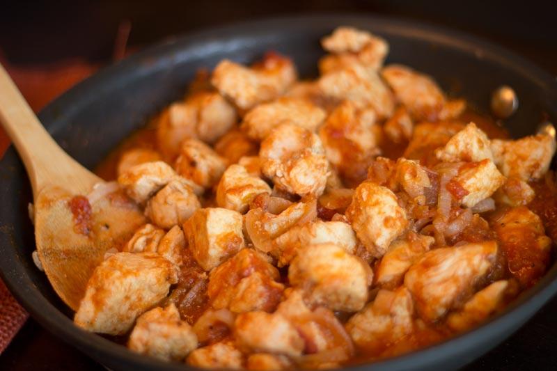 Rick Bayless New Mexico Skillet Sauce