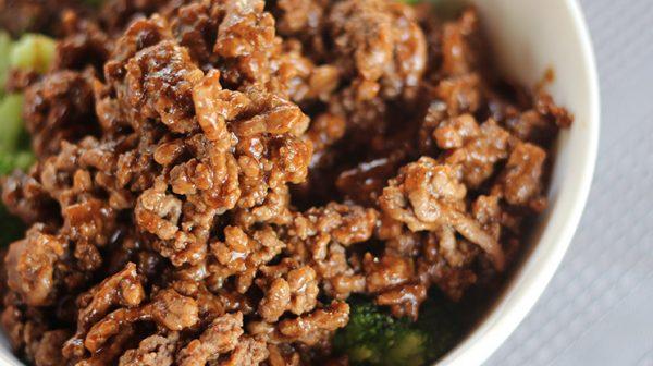 Slow Cooker Sloppy Joe Bowl| FoodCoach.Me