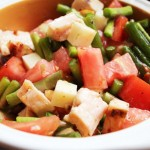 Asparagus Chicken Salad - Gastric Sleeve and Bypass Recipes on www.foodcoach.me