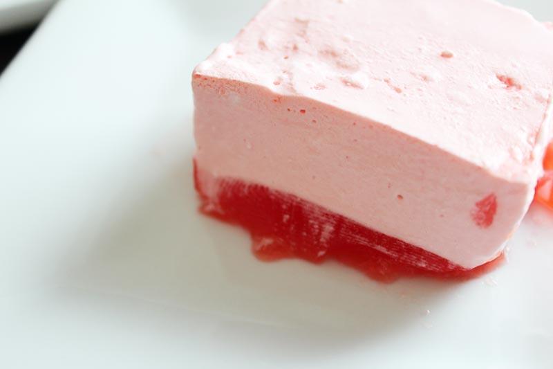 Bariatric Treats - Sugar Free Layered Gelatin Square