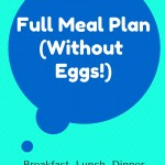 Bariatric Meal Plan - Breakfast, Lunch, Dinner and Snack from www.foodcoach.me