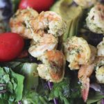 WLS Recipe - Shrimp Taco Salad
