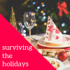 Surviving the holidays as a weight loss surgery patient. video series with bariatric dietitian steph wagner on foodcoachme