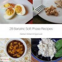 Soft and Pureed Recipes After Bariatric Surgery