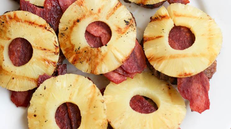 Aloha Hawaiian Burger – Weight Loss Surgery Recipe