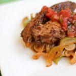 Sweet and Smokey Steak Fajitas| Bariatric Surgery Recipes | FoodCoach.Me