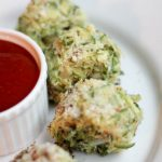 Zucchini Pizza Rolls | FoodCoachMe | Bariatric Appetizers