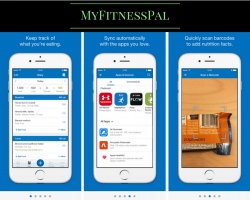 MyFitnessPal | Best Bariatric Apps 2017 | foodcoach.me