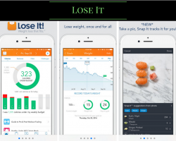 Lose It App | Best Bariatric Apps 2017 | foodcoach.me