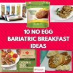 Egg Free Bariatric Breakfast Ideas   FoodCoach.Me