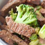 Slow Cooker Beef And Broccoli | Slow Cooker Bariatric Recipe | FoodCoach.Me