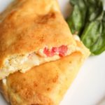 Feta Tomato Omelette | Bariatric Soft Diet | FoodCoach.Me