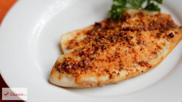 Lemon Pepper Tilapia | Gastric Sleeve Recipes | FoodCoach.Me