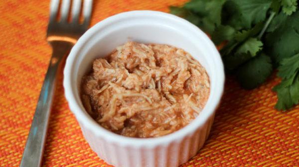 Italian Chicken Puree | Bariatric Pureed Diet | FoodCoach.Me