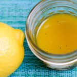 Lemon Vinaigrette Dressing | Bariatric Recipes | FoodCoach.Me
