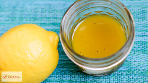 Lemon Vinaigrette Dressing | Bariatric Recipes | FoodCoach.Me