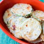 Parmesan Zucchini Chips | Gastric Sleeve Recipes | FoodCoach.Me