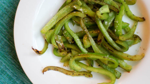 Sautéed Ranch Bell Peppers | Bariatric Recipes | FoodCoach.Me