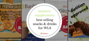 Best Selling Bariatric Snacks | FoodCoach.Me