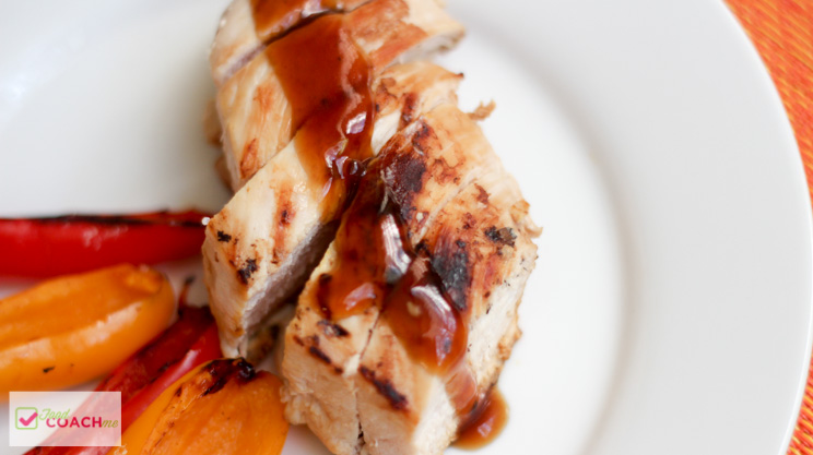 Marinated Stovetop Teriyaki Chicken | Weight Loss Surgery Recipes | FoodCoach.Me