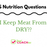 Keeping Moisture in Your Meats | Gastric Sleeve Success | FoodCoach.Me