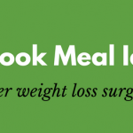 No Cook WLS Meal Ideas - Infographic | Bariatric Nutrition | FoodCoach.Me